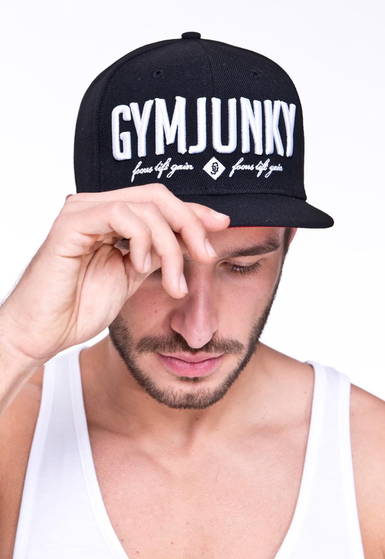 gymjunky cap design