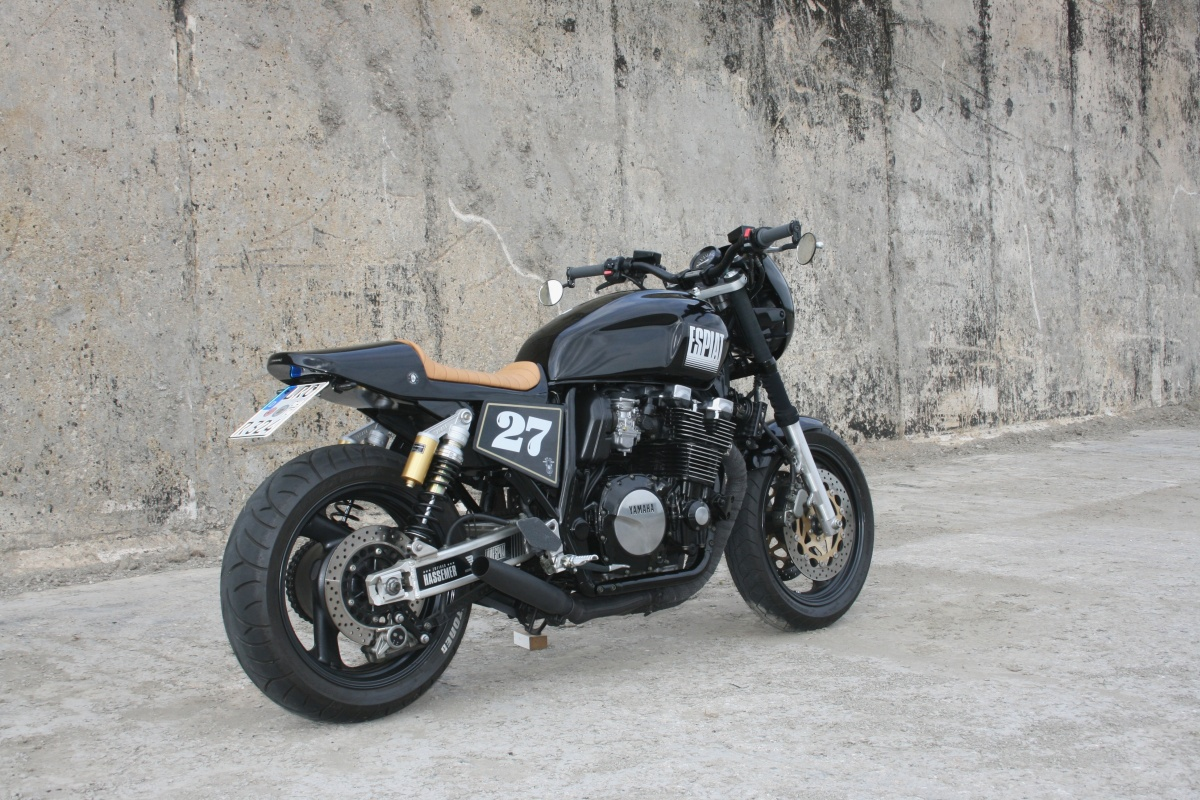 Xt  Cafe Racer Kit