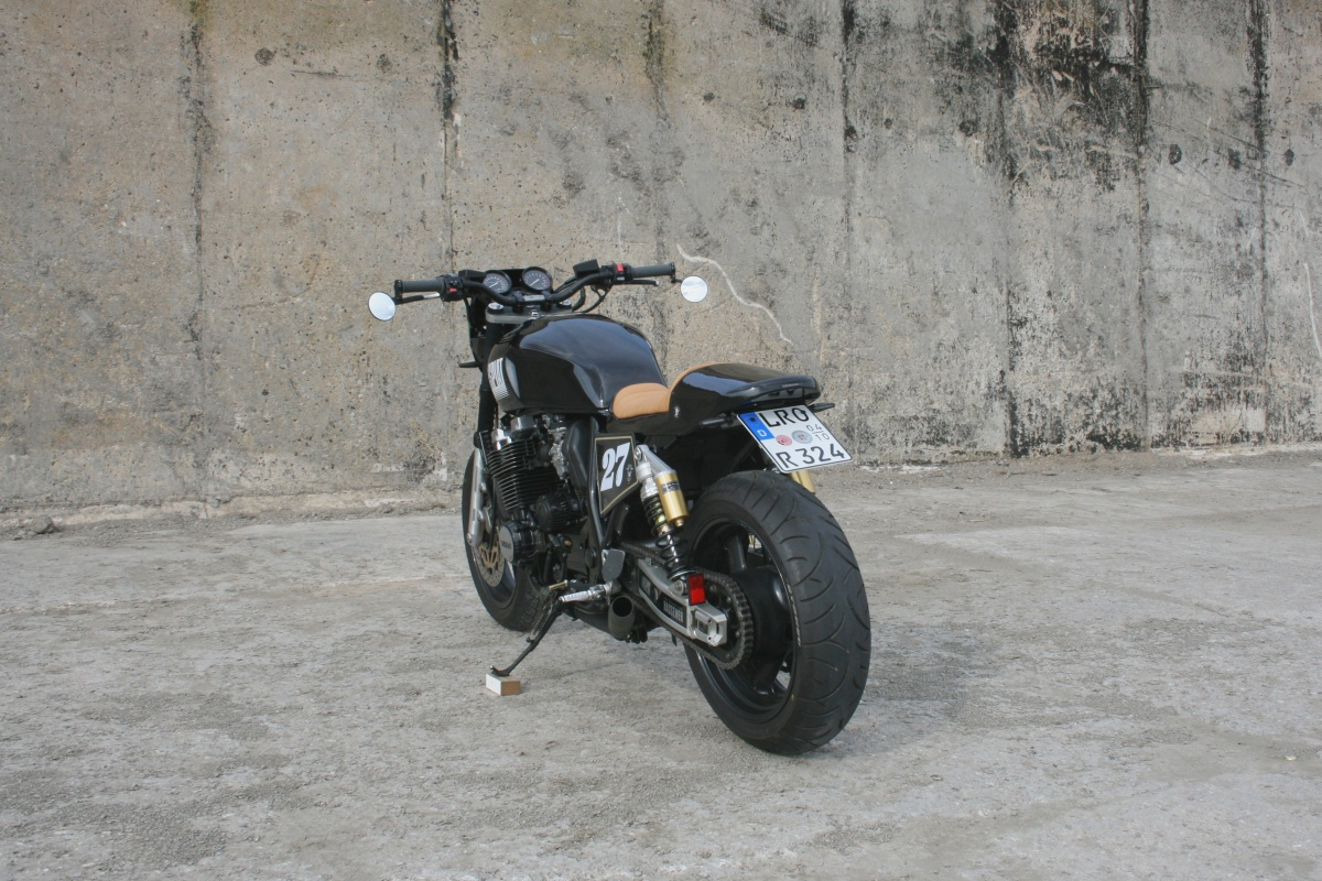 Ducati Monster Umbau Cafe Racer