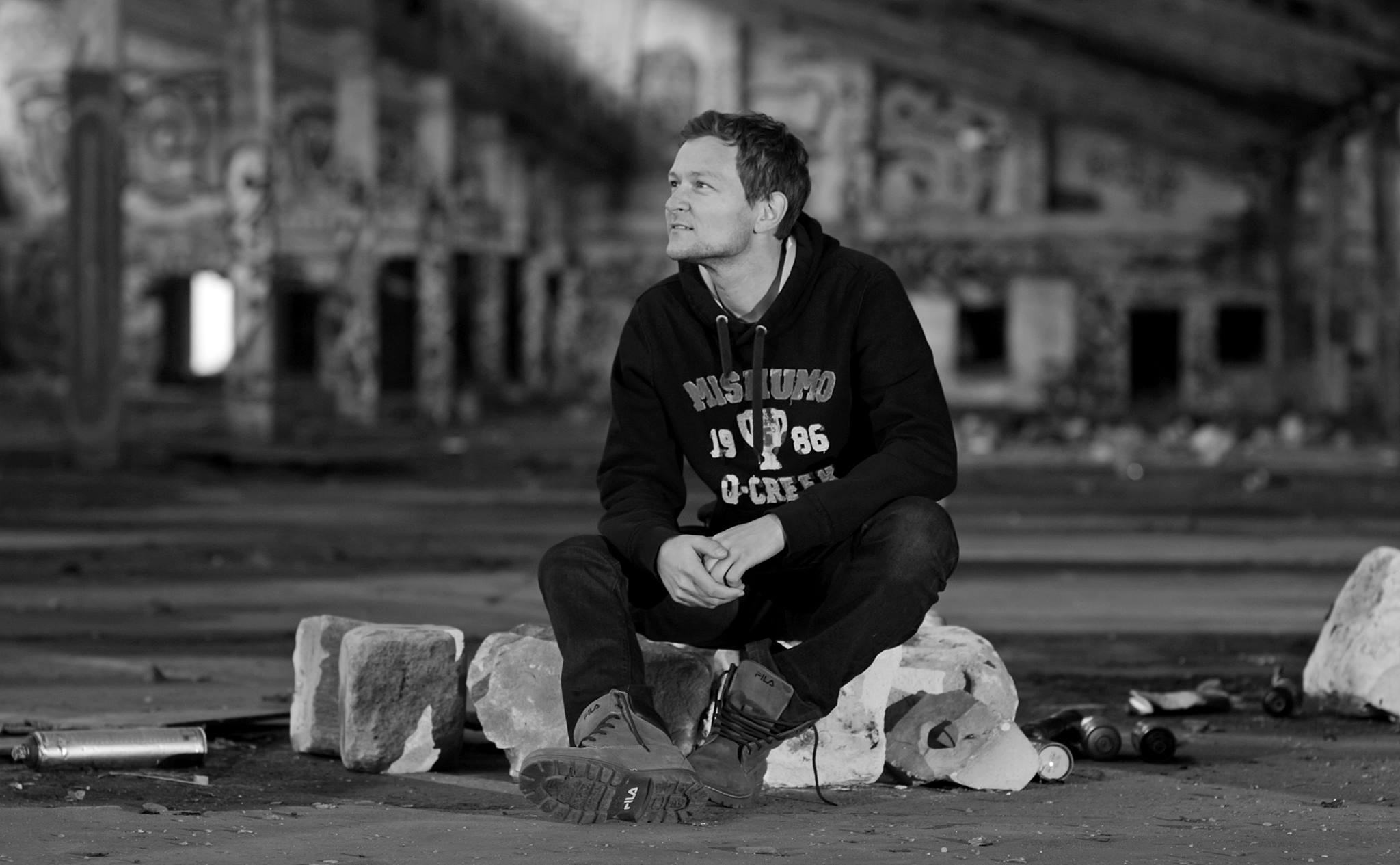 Künstler und Designer Daniel Schuh