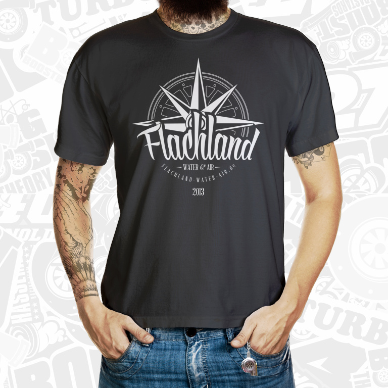 t-shirt-flachland