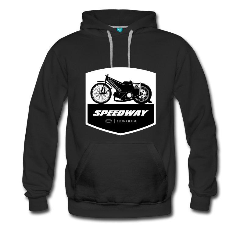 speedway kapuzenpullover hoodie