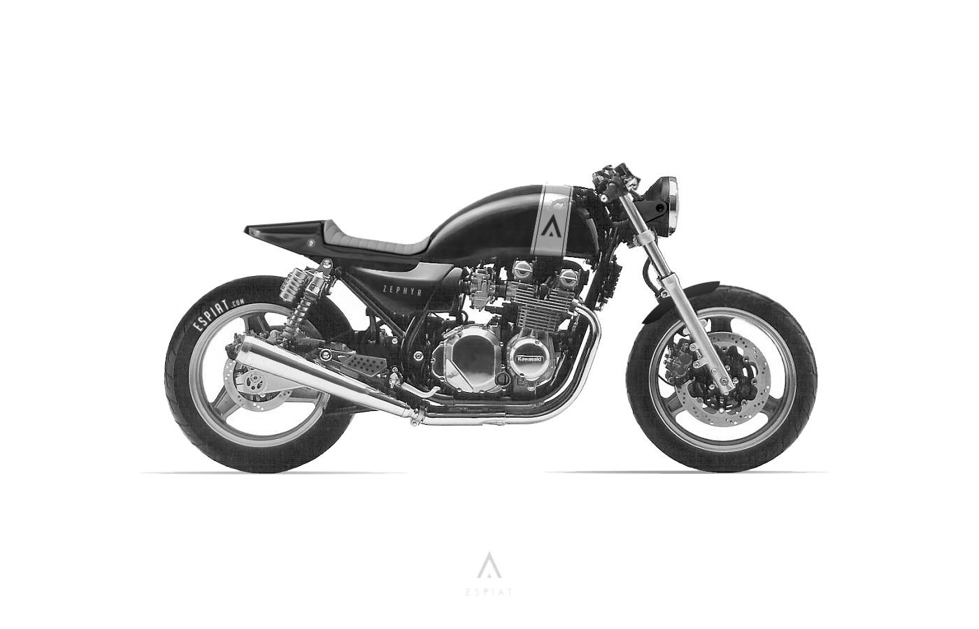 Kawasaki-Zephyr-cafe-racer-umbau-espiat