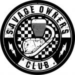 LS 650 Savage Badge - Owners Club