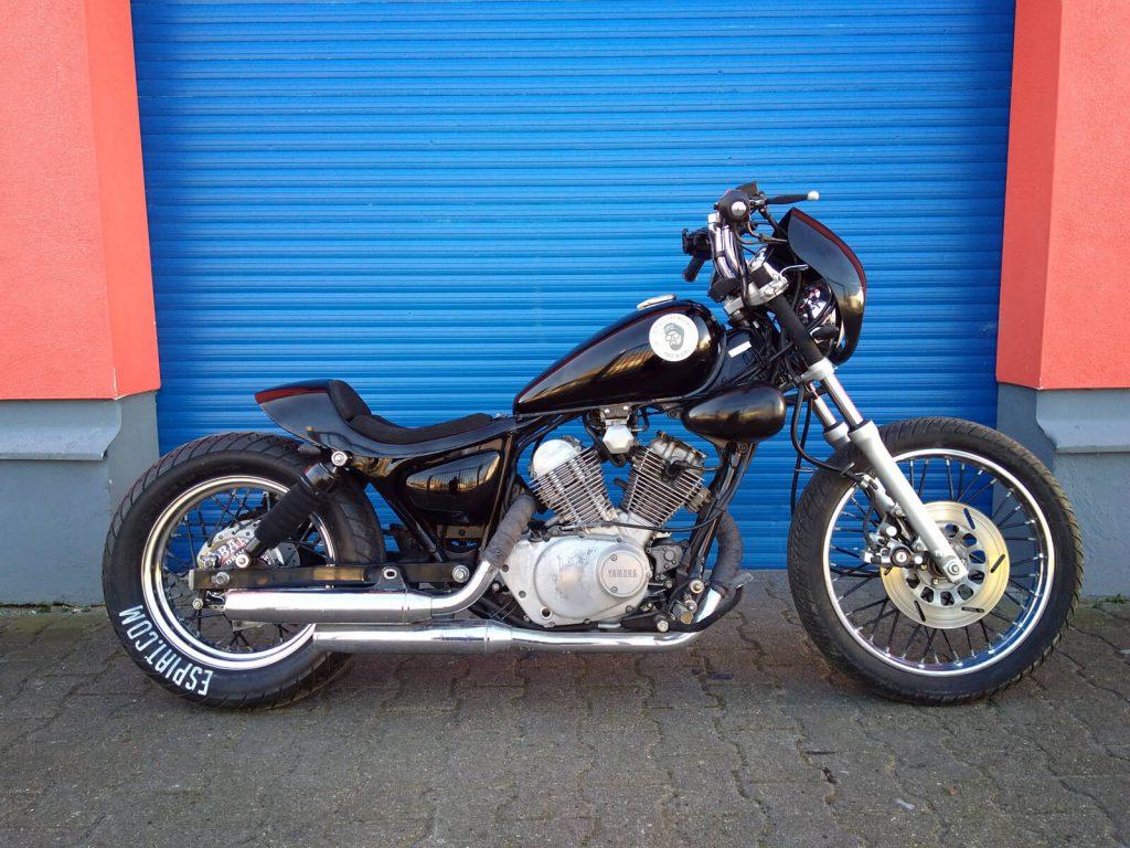 yamaha xv-250-xv-125 -cafe - bobber-custom-bike-umbau-daniel-schuh-espiat
