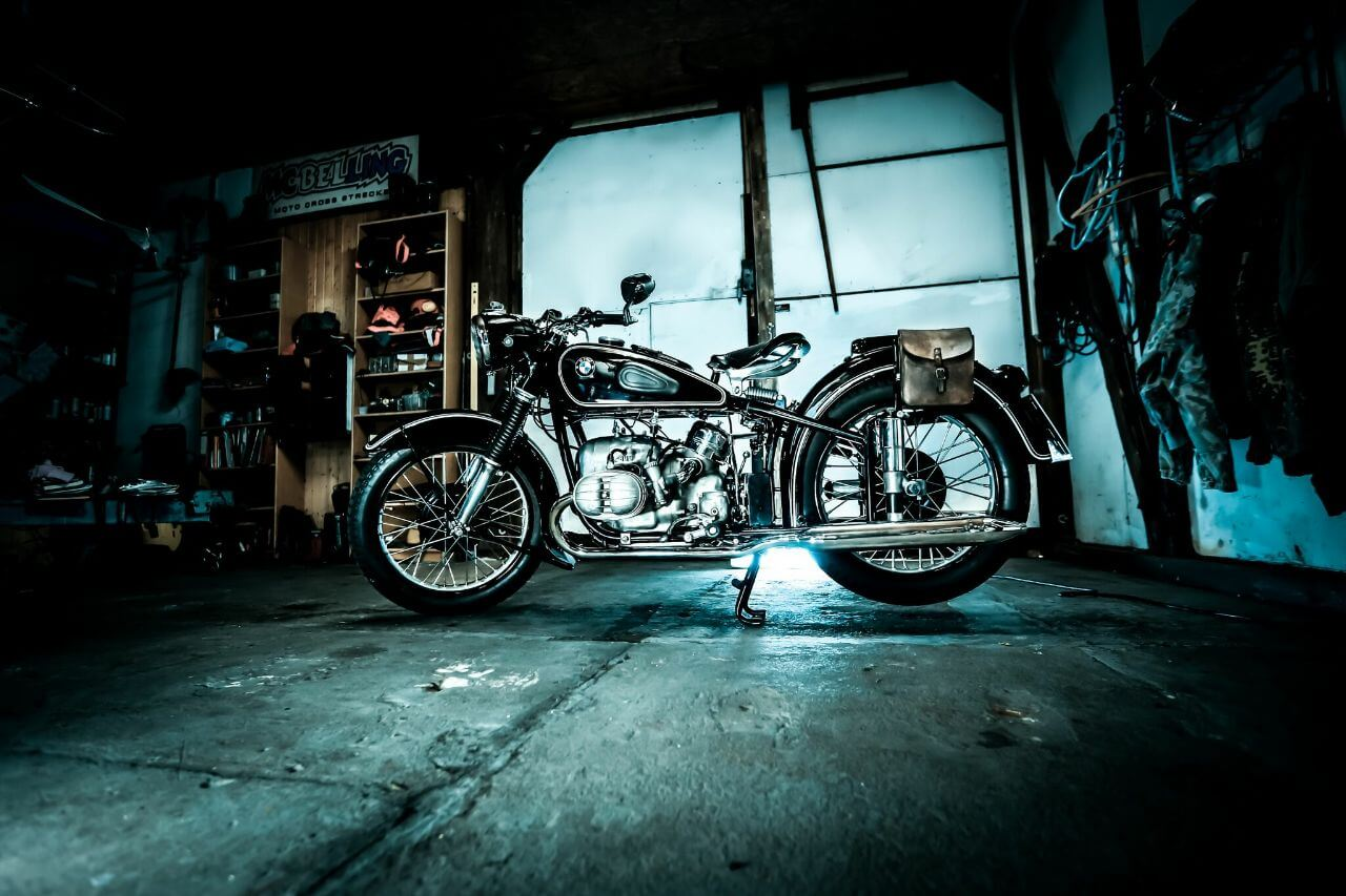 BMW R51/3 Baujahr 1951 BOXER Restauration