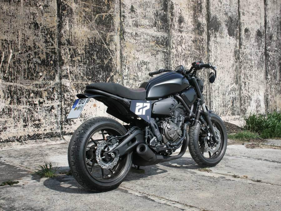 xsr700-heckumbau