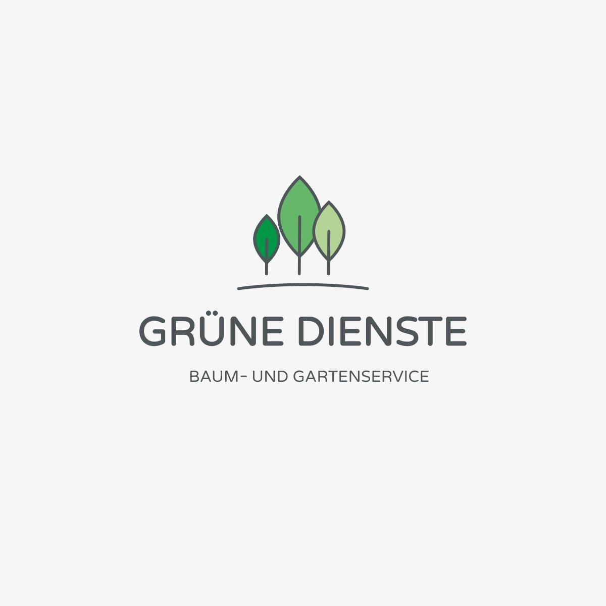 logo-design-gala-bau-baumpflege-baumkletterer-gruene-diente
