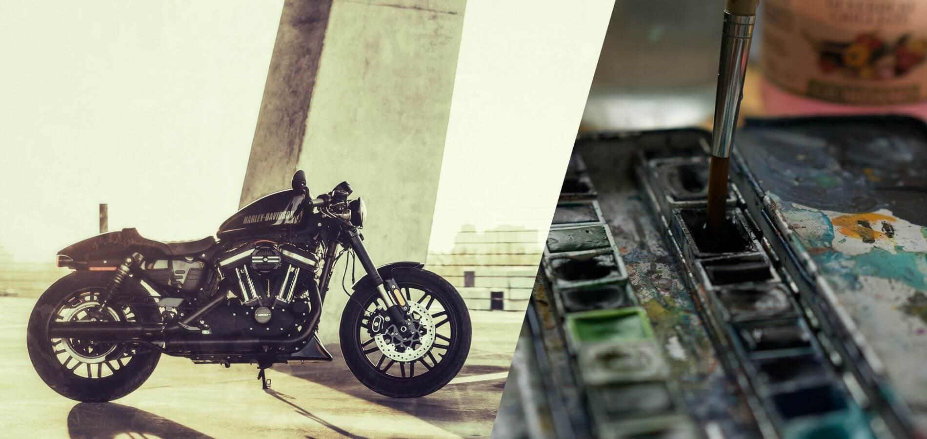 motorrad-als-wandbild